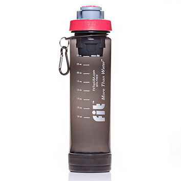 24oz FIT Top Filtering Sports Water Bottle