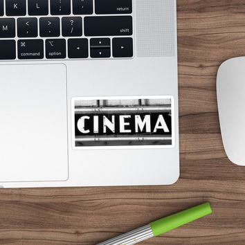 'Cinema ' Sticker by Singerevita