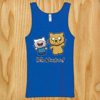 best Seller Hello Adventure shirt for Tank top Mens and Tank top Ladies