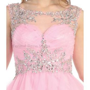 Designer SHORT HOMECOMING QUEEN DRESS SEMI FORMAL PROM DANCE PARTY GRADUATION BEAUTY PAGEANT SPECIAL OCCASION AND PLUS SIZE