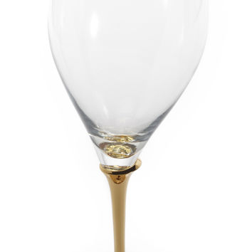 Arabesque White Wine Glass