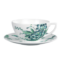 Jasper Conran At Wedgwood Chinoiserie White Tea Saucer