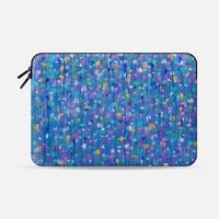 PARTY COLOUR Macbook Air 13 sleeve by Helen Joynson | Casetify