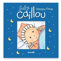 "Baby Caillou® ""Sleepy Time"" Vinyl Bath Book"