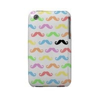 Lots of Mustaches Iphone Case