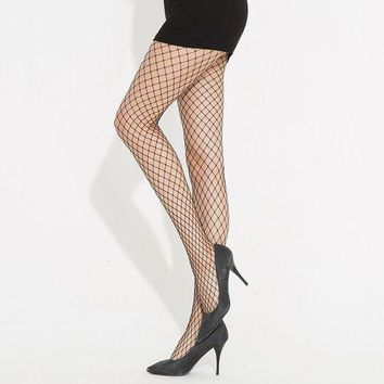 CREYUG3 Socks Fashion Punk Sexy Hollow Out Leggings [11723933647]