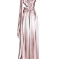 One Shoulder Gown | Moda Operandi