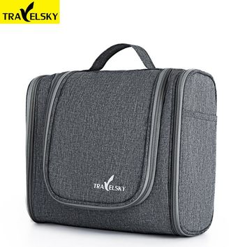 35a2a2d072f6 Travelsky Hot travel organizer bag unisex women cosmetic bag han