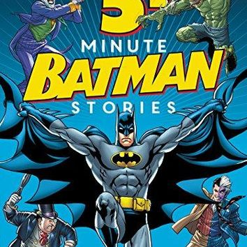 5-minute Batman Stories Batman Classic