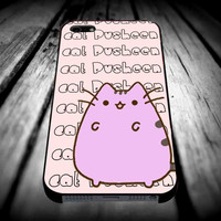 pusheen the cat (4) iPhone 4/4s/5/5s/5c/6/6 Plus Case, Samsung Galaxy S3/S4/S5/Note 3/4 Case, iPod 4/5 Case, HtC One M7 M8 and Nexus Case **