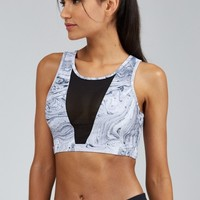 Hampton Bra Top - Marble