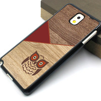 unique samsung note 2 case,art wood printing samsung note 3 case,wood grain samsung note 4,wood owl galaxy s5 case,wood owl galaxy s4 case,novel galaxy s3 case