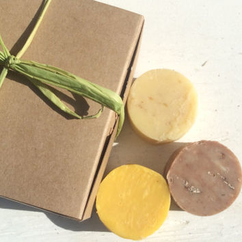 Gift set, Honey Bunny, Oats & Apples, Honey Oat, luxury soap, spa soap, bare scents, essential oil soap, gluten free oats, organic soap