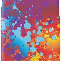 'Vibrant Watercolor Splash' iPhone Case/Skin by SpiceTree