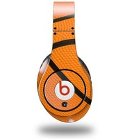 Basketball Decal Style Skin (fits ORIGINAL Beats Studio Headphones - HEADPHONES NOT INCLUDED)