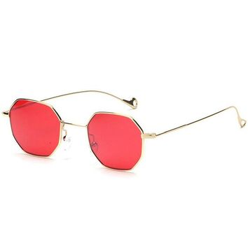 ROYAL GIRL new designer Sunglasses retro square tinted Sun glasses for women