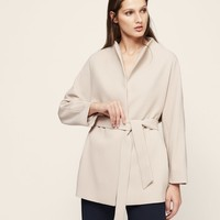 Farrow Wrap Coat - REISS