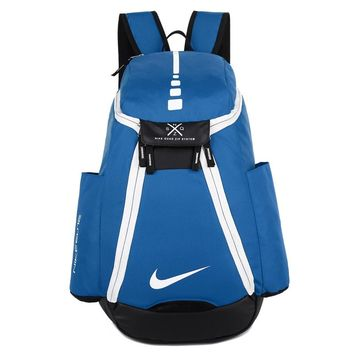 NIKE College wind sports outdoor leisure bag computer bag travel bag Shoulder Backpack G-A-MPSJBSC