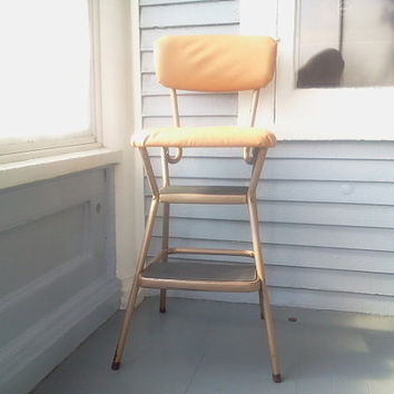Sale, Cosco, Step Stool, Kitchen Chair, Chair and Step Stool Combo