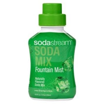 SodaStream™ Fountain Mist Soda Mix