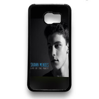 Shawn Mendes Song Samsung Galaxy S6 & S6 Edge Case Xavanza