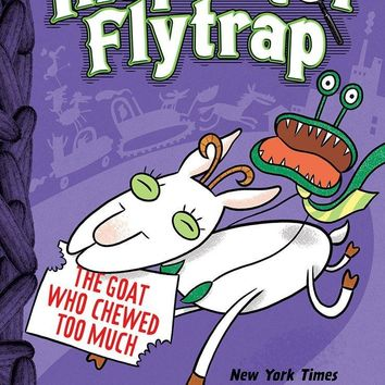 Inspector Flytrap in the Goat Who Chewed Too Much Inspector Flytrap