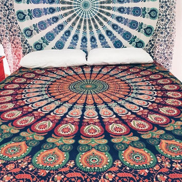 Summer Dreaming Mandala