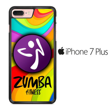 Zumba Fitness iPhone 7 Plus Case
