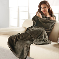 Nap Throw Blanket at Brookstone—Buy Now!