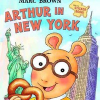 Arthur in New York (Step Into Reading. Step 3)