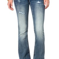 Miss Me MED 305 Mid Rise Bootcut Jeans