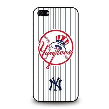 NEW YORK YANKEES BASEBALL iPhone 5 / 5S / SE Case Cover