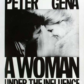 A Woman Under the Influence 11x17 Movie Poster (1975)