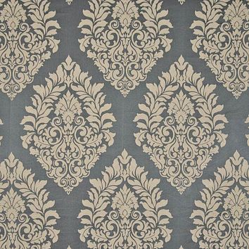 Kasmir Fabric Christofle Platinum
