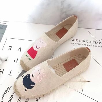 TB Tory Burch new cheap Women Leather pink pig flat heels Boots Fashion Casual Shoes Best Quality