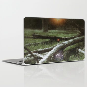 Mystery Laptop & iPad Skin by DuckyB (Brandi)