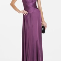 BCBGMAXAZRIA - SHOP BY CATEGORY: DRESSES: VIEW ALL: NIKITA ONE-SHOULDER DRESS