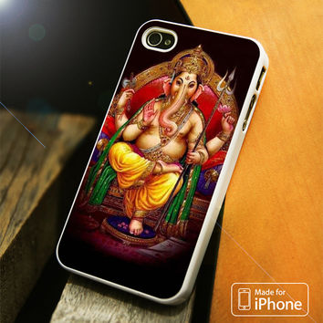 Ganesh Lord iPhone 4(S),5(S),5C,SE,6(S),6(S) Plus Case