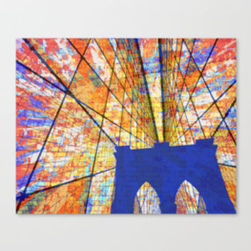New York City Wall Art Collection By Frodomixa | Society6