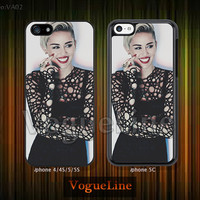 Miley cyrus style, iPhone 5 case iPhone 5c case iPhone 5s case iPhone 4 case iPhone 4s case, Robert Pattinson, Christmas gift--VA01