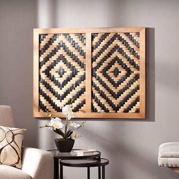 Brelsford Woven Wall Decor (Natural)