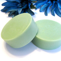Vetyver Shea Butter Guest Soaps Set of 3 - Handmade Vegan, Sulfate Free Glycerin Soaps