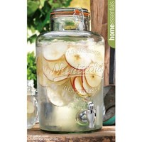 Home Essentials 2.15 Gallon Nantucket Drink Dispenser:Amazon:Kitchen & Dining