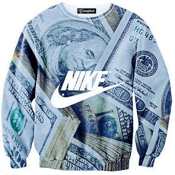 Nike Money Crewneck