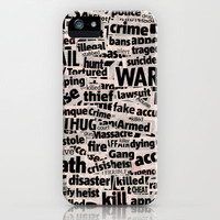 No News Is Good News iPhone & iPod Case by DanielBergerDesign