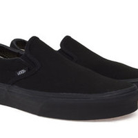 vans SLIP-ON (canvas) VN-0EYEBKA | gravitypope