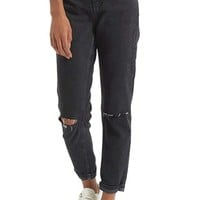 Topshop Mom Super Ripped Jeans | Nordstrom