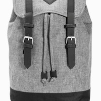 Buy Grey Rucksack from the Next UK online shop
