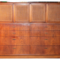 1960s Double-Built Chest of Drawers