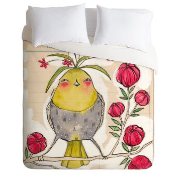 Cori Dantini Sweetness And Light Duvet Cover